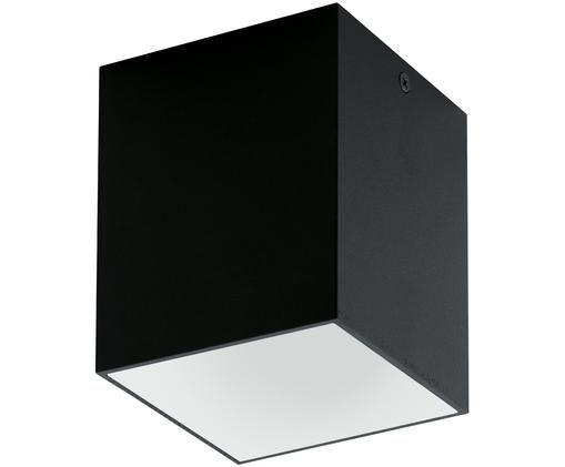 Deckenleuchte Marty, Metall, pulverbeschichtet, Schwarz,Weiß, 10 x 12 cm