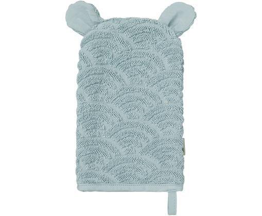 Waschlappen Wave aus Bio-Baumwolle