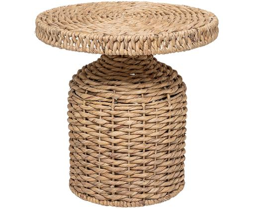 Table d'appoint ronde en rotin Camo, Rotin