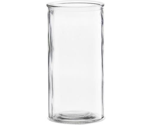 Mały wazon ze szkła Cylinder