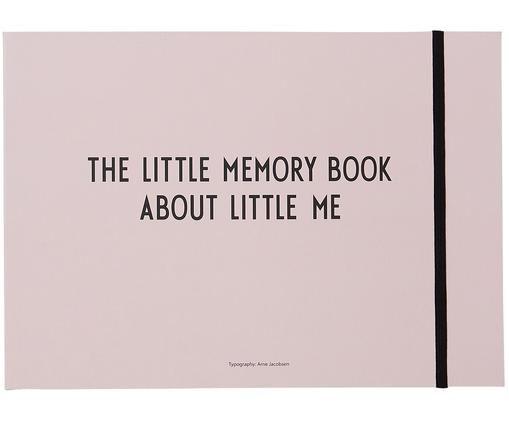 Babyboek Little Memory Book, Roze