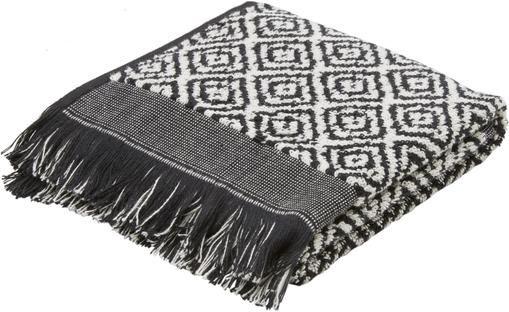 Handtuch Morocco in verschiedenen Größen, mit Rautenmuster