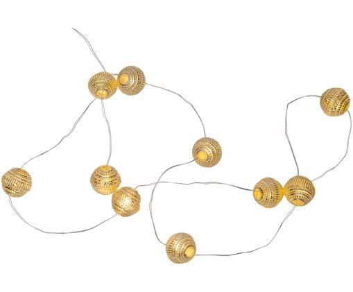 Guirlande lumineuse LED Beads, 120cm