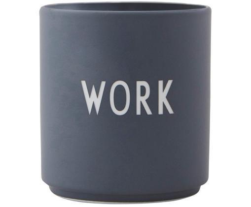 Mug Favourite, Gris, blanc