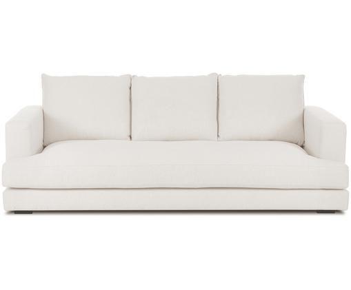 Sofa Tribeca (3-Sitzer), Bezug: Polyester 20.000 Scheuert, Sitzfläche: Schaumpolster, Fasermater, Gestell: Massives Kiefernholz, Füße: Massives Buchenholz, lack, Beige, 225 x 84 cm