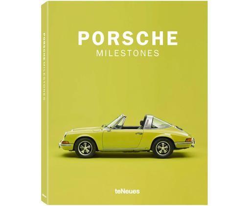 Geïllustreerd boek Porsche Milestones Vol. 2