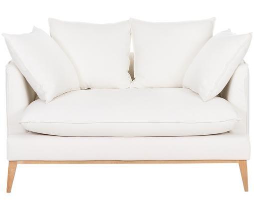 Sofa Puro (2-Sitzer), Weiß