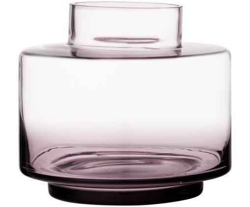 Petit vase en verre soufflé bouche Hedria