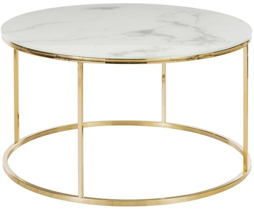 Table Basse En Verre Marbre Antigua Westwingnow