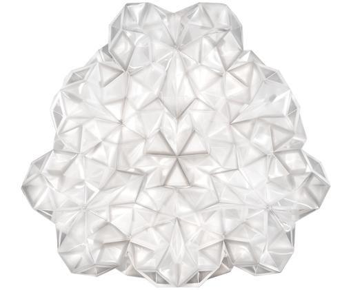 Plafonnier/applique fait main Drusa, Blanc