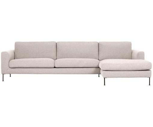 Canapé d'angleCucita (4places), Beige