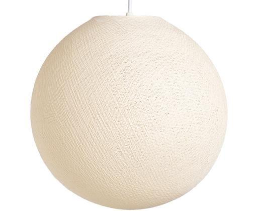 Pendelleuchte Colorain, Lampenschirm: Polyester, Beige, Ø 31 x H 135 cm