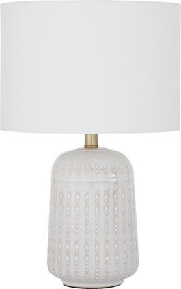 Keramik-Tischlampe Iva