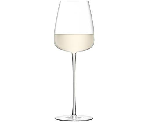 Verres à vin blanc soufflé bouche Wine Culture, 2pièces