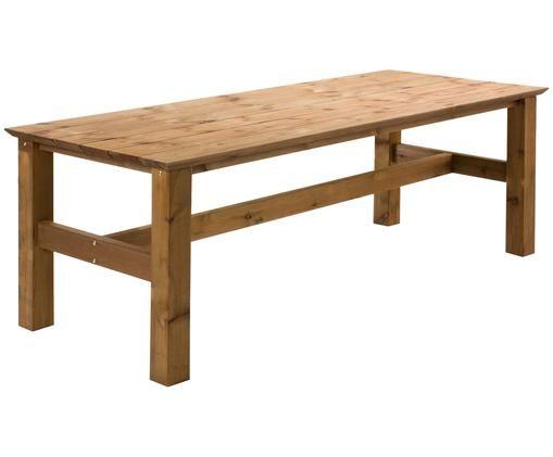 Tavolo da giardino Birka, Legno di pino