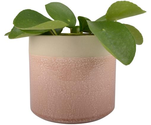 Cache-pot Sally, Beige, rose
