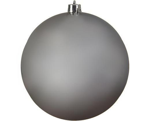 XL Weihnachtskugel Minstix, Silberfarben
