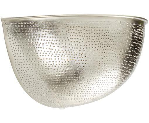 Kinkiet Ball Filisky, Nikiel, S 28 x W 13 cm