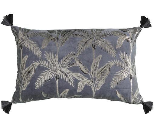 Coussin Palm, Gris