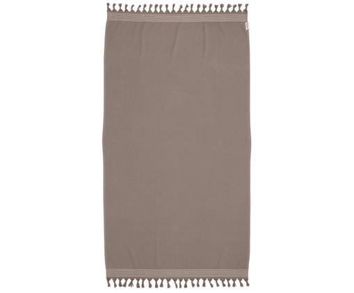 Fouta Soft Cotton, Taupe, S 100 x D 180 cm