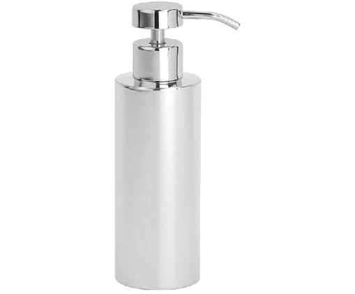 Dispenser sapone Stoni, Acciaio inossidabile, Acciaio inossidabile, Ø 6 x Alt. 18 cm