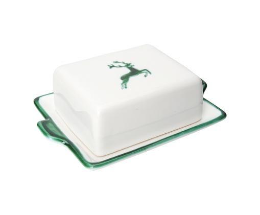 Beurrier Cerf Vert, Vert, blanc