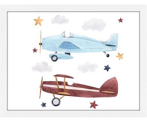 Oprawiony druk cyfrowy Planes