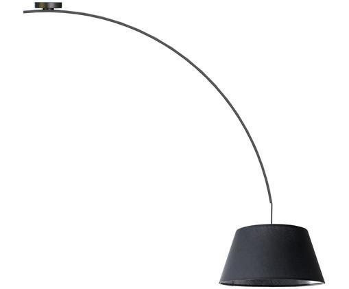 Lampa wisząca ARC, Czarny, S 120 x W 120 cm