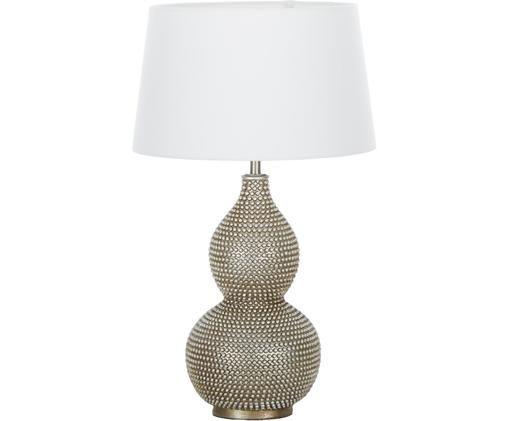 Lampa stołowa Lofty, Biały, Ø 33 x W 58 cm