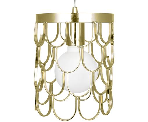 Design-Pendelleuchte Gatsby, Messing, Ø 18 x H 22 cm