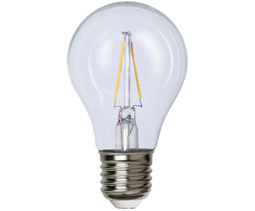 Ampoule LED Airtight Two (E27 - 2W), Transparent, nickel
