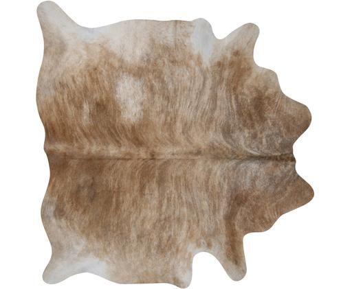 Tapis en peau de vache Taurus, Brun clair