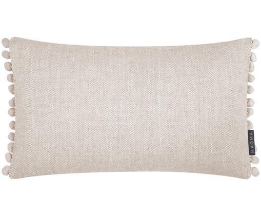 Poszewka na poduszkę Lino, Odcienie piaskowego
