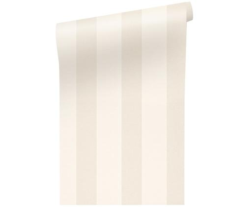 Carta da parati Alexis, Tessuto non tessuto, Beige, crema, Larg. 53 x Lung. 1005 cm