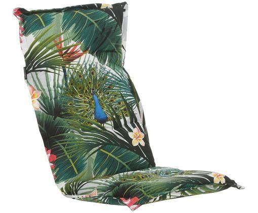 Cuscini Con Schienale.Cuscino Sedia Con Schienale E Stampa Tropicale Flora Westwingnow