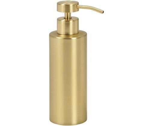 Dozownik do mydła Onyar, Stal nierdzewna, powlekana, Odcienie mosiądzu, Ø 6 x W 20 cm