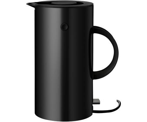 Czajnik elektryczny EM77 czarny, Czarny