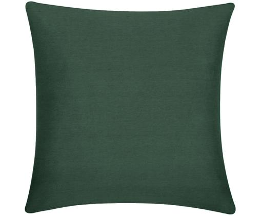 Federa arredo in cotone Mads, Cotone, Verde, Larg. 50 x Lung. 50 cm
