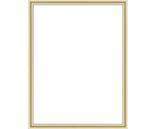 Ramka na zdjęcia Accent, Odcienie mosiądzu, 15 x 20 cm