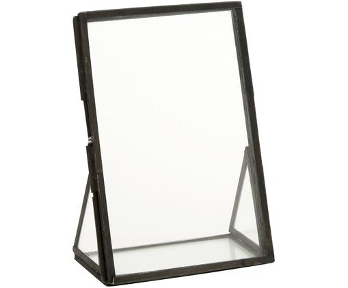 Cadre Mamun, Noir, transparent