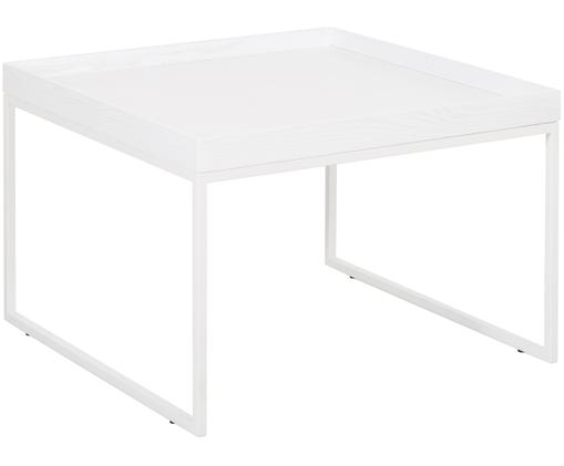 Tabletttisch Pizzo, Weiß