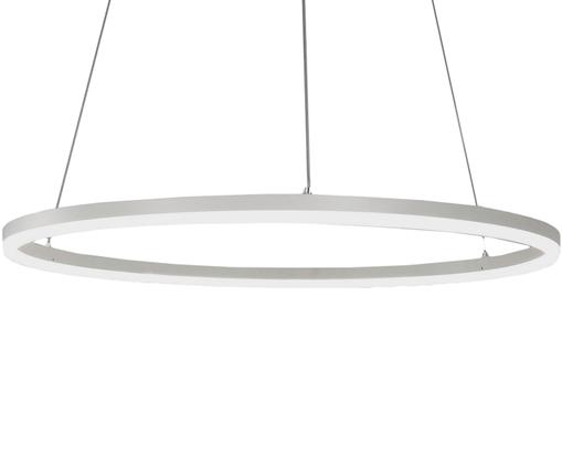 LED hanglamp Giotto, Wit