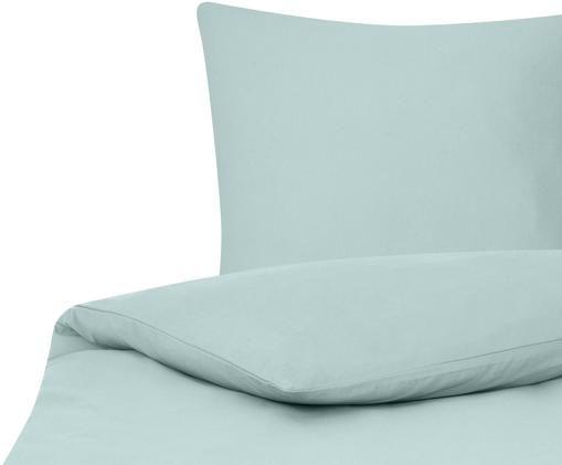 Flanelová posteľná bielizeň Biba, Svetlozelená