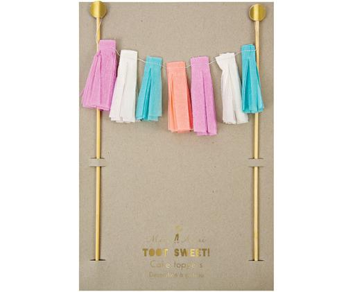 Topper para pastel Toot Sweet, Multicolor