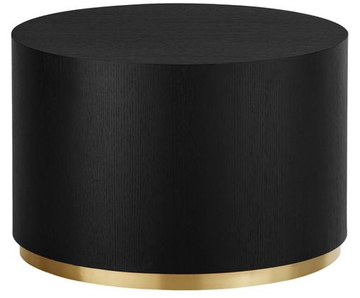 Okrągły stolik kawowy Clarice