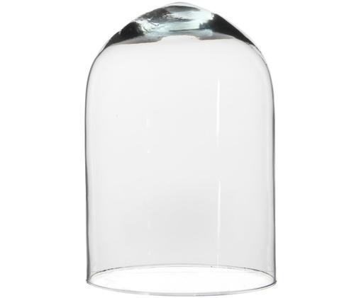Glasglocke Hella, Glas, Transparent, Ø 17 x H 23 cm