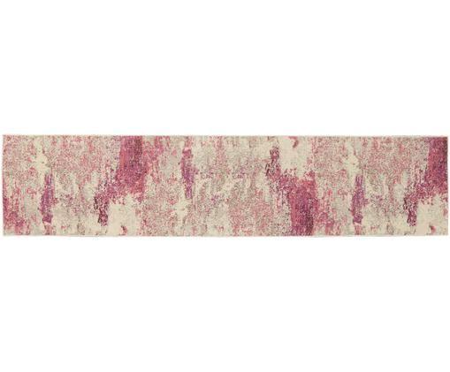 Alfombra de diseño Celestial, Beige, rosa