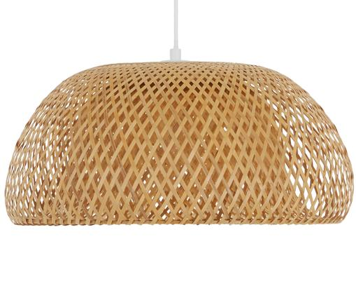 Hanglamp Eden, Bamboehoutkleurig