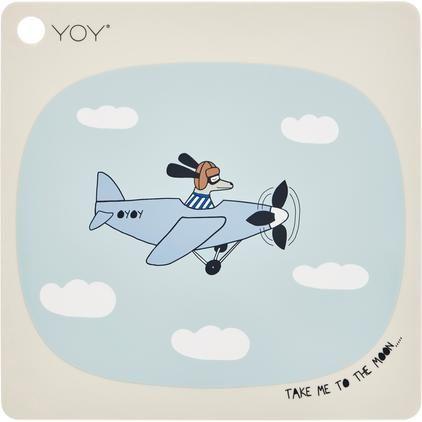 Tischset Aeroplane