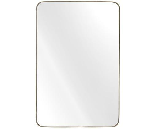 Espejo de pared Adela, Latón